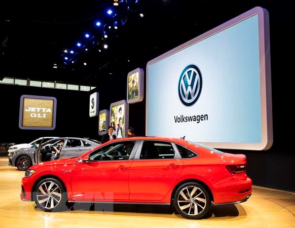 Volkswagen dung dau the gioi ve doanh so ban oto trong nua dau nam hinh anh 1