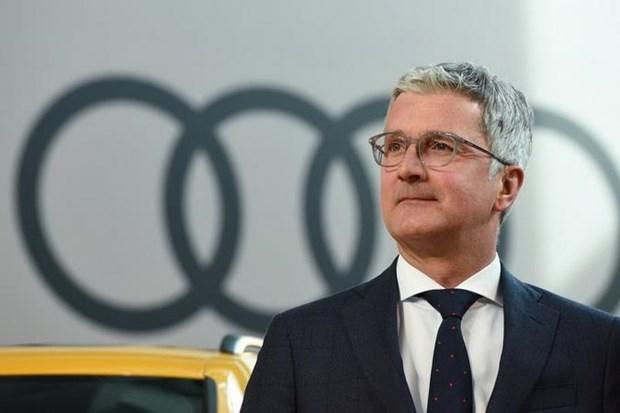 Cuu Chu tich Audi Rupert Stadler bi truy to vi 'gian lan khi thai' hinh anh 1