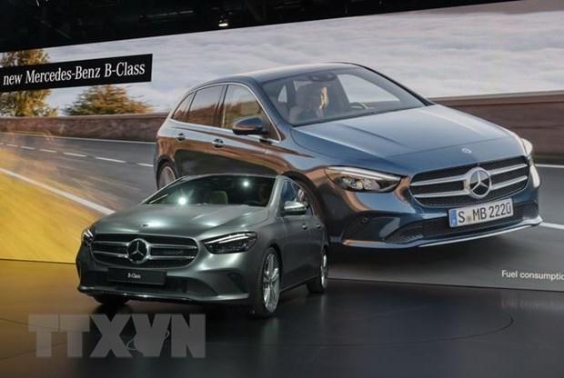 Mercedes-Benz thu hoi oto o Trung Quoc do bo xuc tac khi thai bi loi hinh anh 1