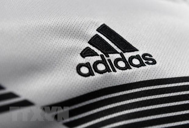 Hang do the thao Adidas tiep tuc tang truong manh trong quy 2 hinh anh 1