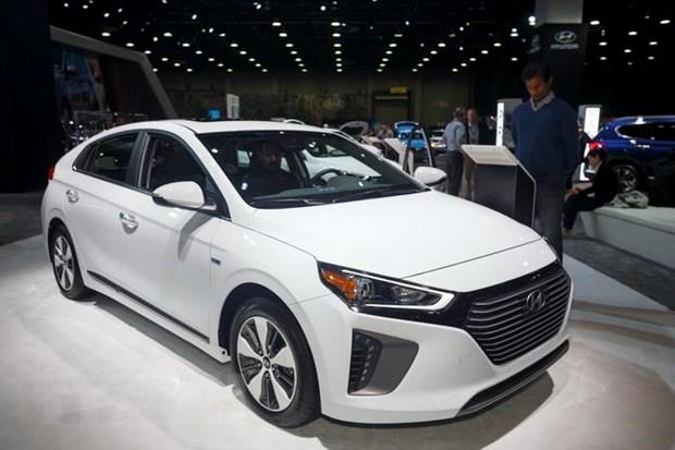 Hyundai thu hoi hon 400.000 xe o to tai Trung Quoc vi loi ky thuat hinh anh 1