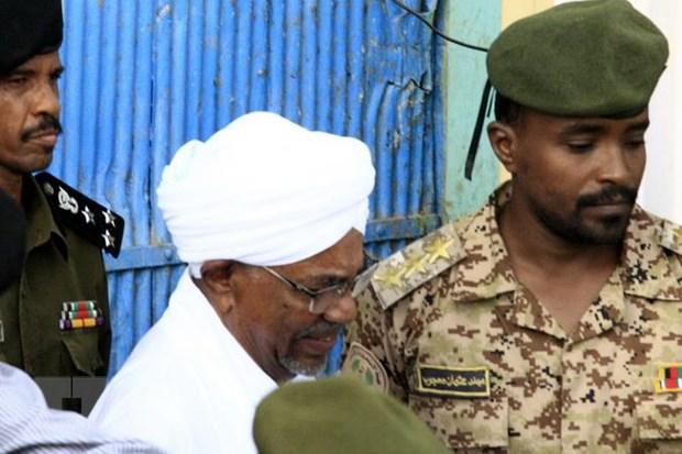 An xa Quoc te de nghi dan do cuu Tong thong Sudan cho ICC hinh anh 1