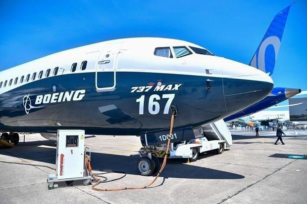 Cac hang hang khong Canada len phuong an cat giu Boeing 737 Max hinh anh 1