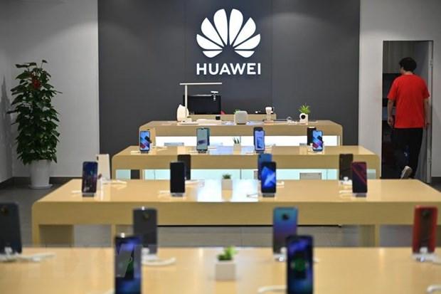 Tong thong My Donald Trump khong muon lam an voi Huawei hinh anh 1
