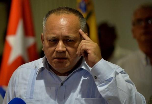 My bi mat lien lac voi Pho Chu tich thu nhat PSUV cua Venezuela hinh anh 1