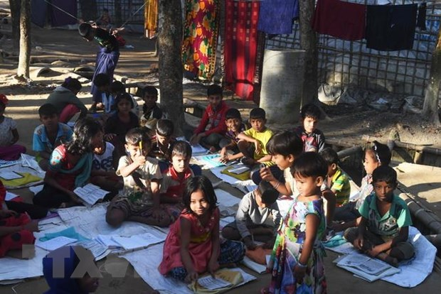 UNHCR va Bangladesh xuc tien ke hoach hoi huong nguoi ti nan Rohingya hinh anh 1