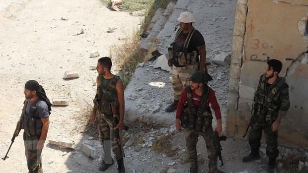 Syria: Cac vu khong kich da ngung tai Idlib sau lenh ngung ban hinh anh 1