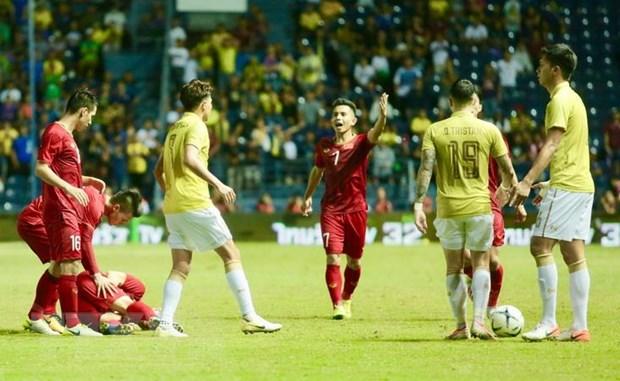 """Voi chien"" Thai Lan chuan bi duong dau voi tuyen Viet Nam o World Cup hinh anh 1"