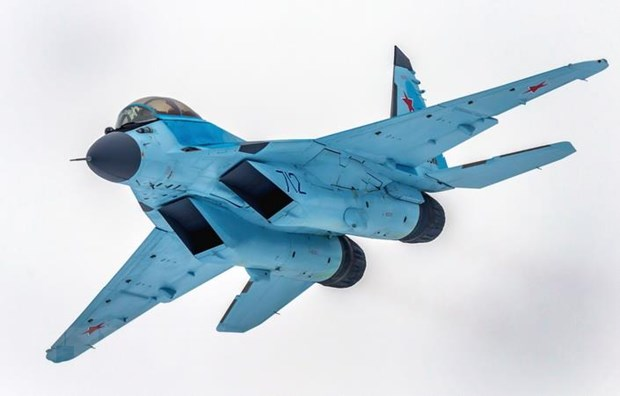 Nga de nghi Malaysia doi toan bo may bay MiG-29 de lay MiG-35 hinh anh 1
