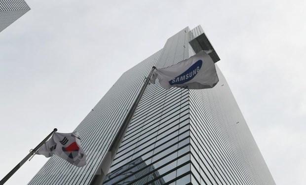 Samsung thay the cac nguyen lieu nhap tu Nhat bang hang noi dia hinh anh 1