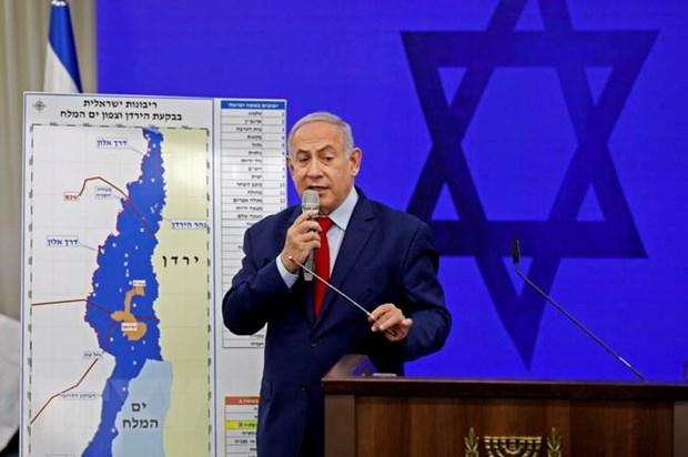 Thủ tướng Israel Benjamin Netanyahu. Ảnh: AFP/TTXVN