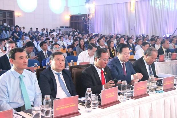 Pho Thu tuong du Hoi nghi xuc tien dau tu tinh Binh Thuan nam 2019 hinh anh 1