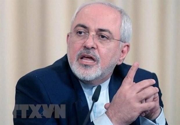Ngoai truong Zarif: Trien vong lanh dao Iran, My gap nhau la con so 0 hinh anh 1