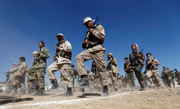 Phien quan Houthi: Sang kien hoa binh Yemen van duoc duy tri hinh anh 1