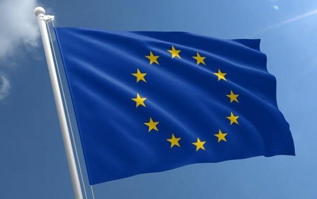 EU gia han co che trung phat lien quan vu khi hoa hoc hinh anh 1