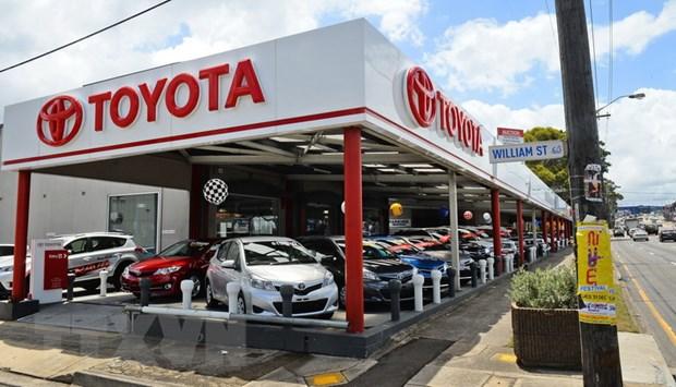 GM, Toyota, Chrysler ung ho Tong thong Trump trong van de khi thai oto hinh anh 1