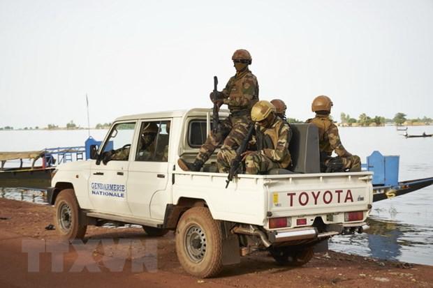 Mali: 53 binh sy thiet mang trong vu tan cong vao doanh trai quan doi hinh anh 1