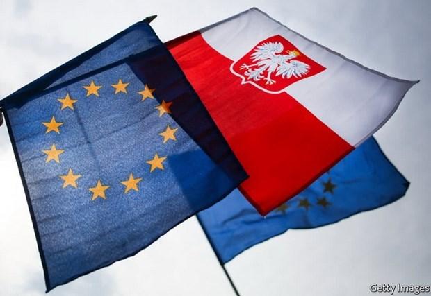 Toa an Cong ly chau Au tuyen bo Ba Lan vi pham luat phap EU hinh anh 1