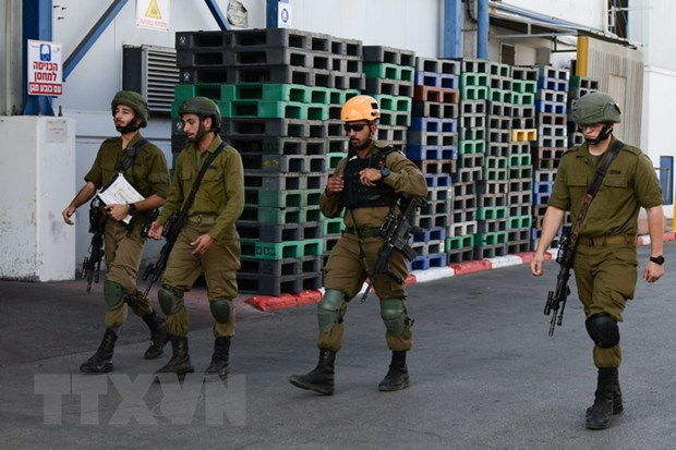 Israel thong bao tieu diet them mot thu linh nhom Hoi giao Jihad hinh anh 1