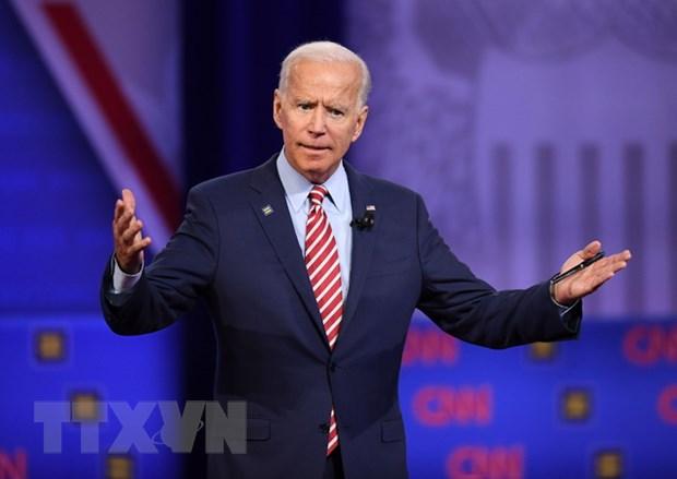 Ung cu vien Biden cam ket dau tu 1.300 ty USD cho co so ha tang hinh anh 1