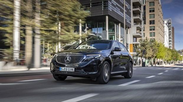 Mercedes-Benz trieu hoi hang nghin oto tai Trung Quoc hinh anh 1