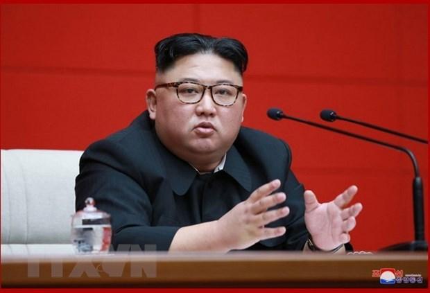 Ong Kim Jong-un tu choi du Hoi nghi cap cao dac biet Han Quoc-ASEAN hinh anh 1