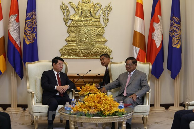 Bo Cong an Viet Nam tang cuong hop tac cung Bo Noi vu Campuchia hinh anh 1