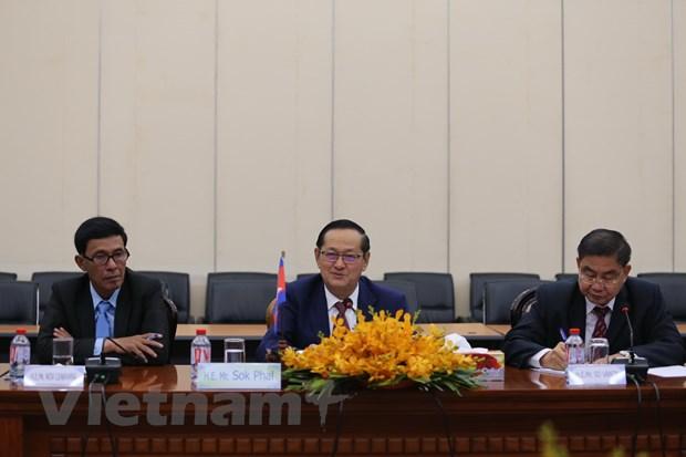 Bo Cong an Viet Nam tang cuong hop tac cung Bo Noi vu Campuchia hinh anh 2