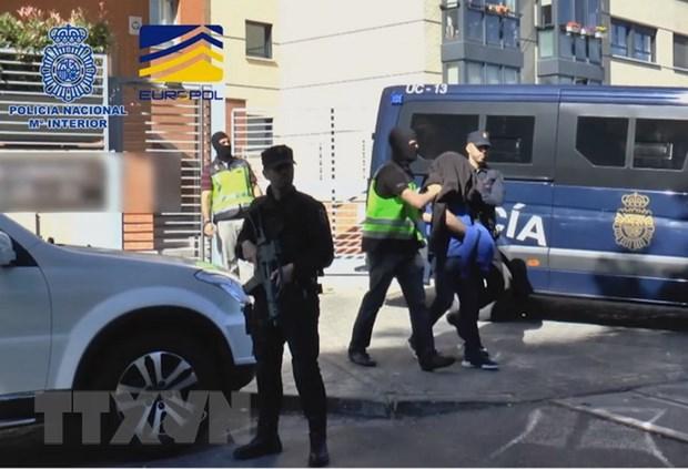 Europol mo chien dich tan cong mang nham vao khung bo IS hinh anh 1