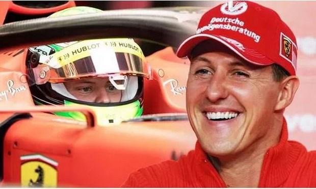 Con trai huyen thoai Michael Schumacher chua du chuan cho F1 hinh anh 1