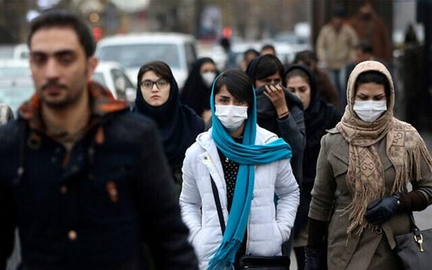 Iran dong cua nhieu truong hoc do o nhiem khong khi hinh anh 1