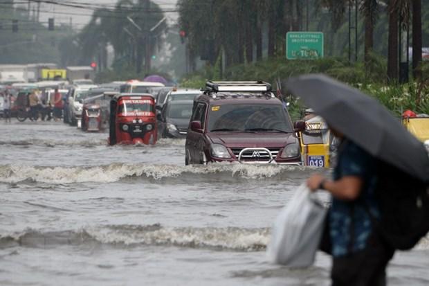 Philippines: Mua lu nghiem trong nhat trong nhieu thap ky qua hinh anh 1