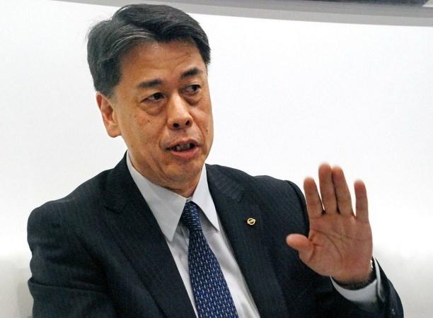 Tan CEO cua Nissan cam ket cai thien van hoa doanh nghiep hinh anh 1