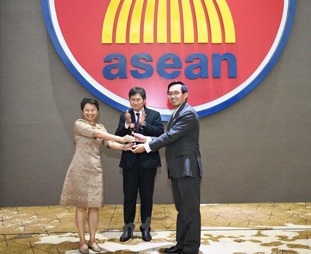 Viet Nam nhan chuc Chu tich Uy ban cac dai dien thuong truc o ASEAN hinh anh 1