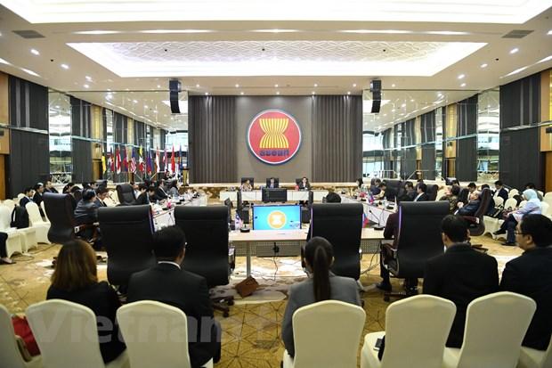 Viet Nam nhan chuc Chu tich Uy ban cac dai dien thuong truc o ASEAN hinh anh 4
