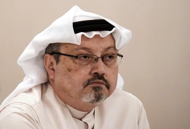 Nhà báo Jamal Khashoggi. Ảnh: AFP/TTXVN