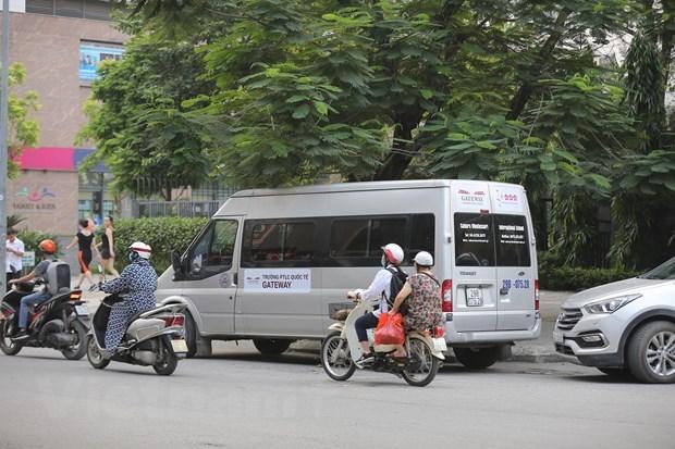 Vu hoc sinh Truong Gateway tu vong tren xe: Cau tha va tac trach hinh anh 1