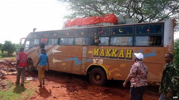 Kenya: Phien quan Al-Shabab tan cong xe buyt, bat coc toan bo khach hinh anh 1