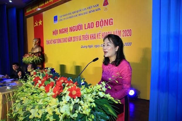 Nam 2019, Loc dau Dung Quat dat doanh thu 102.985 ty dong hinh anh 3