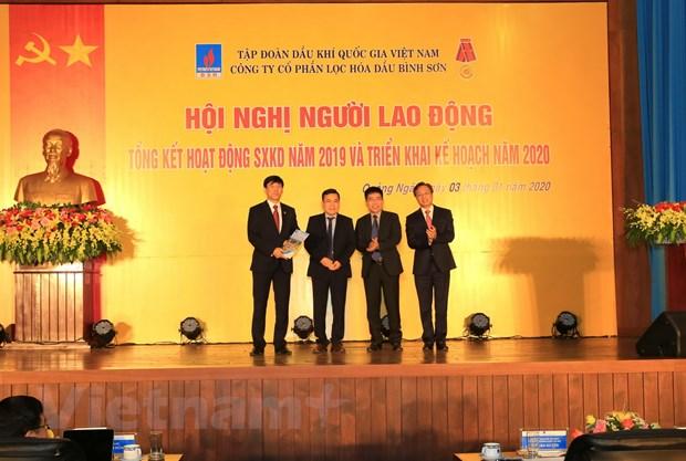 Nam 2019, Loc dau Dung Quat dat doanh thu 102.985 ty dong hinh anh 7