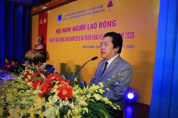 Nam 2019, Loc dau Dung Quat dat doanh thu 102.985 ty dong hinh anh 2