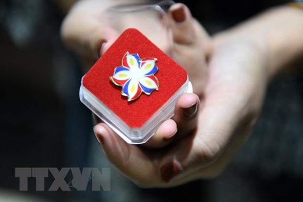 Phat dong Nam Ban sac ASEAN 2020, trao giai Cuoc thi Thiet ke logo hinh anh 4