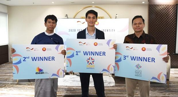 Phat dong Nam Ban sac ASEAN 2020, trao giai Cuoc thi Thiet ke logo hinh anh 5