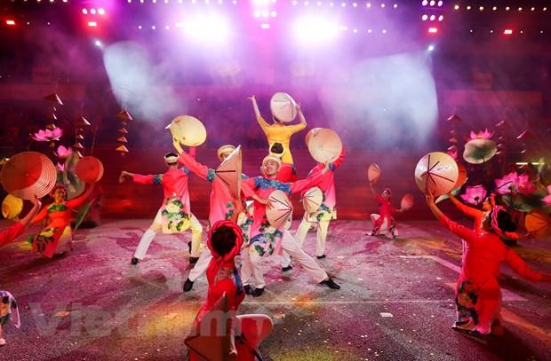 Viet Nam tham gia Le hoi dieu hanh Chingay Parade 2020 tai Singapore hinh anh 1