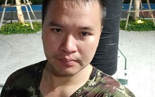 Vu xa sung tai Thai Lan: Chien dich truy bat nghi can xa sung hinh anh 1