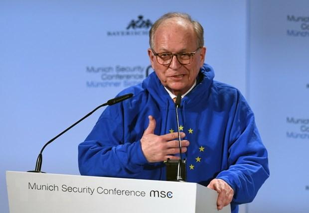 Hoi nghi An ninh Munich lan 56 tim giai phap cho cac van de