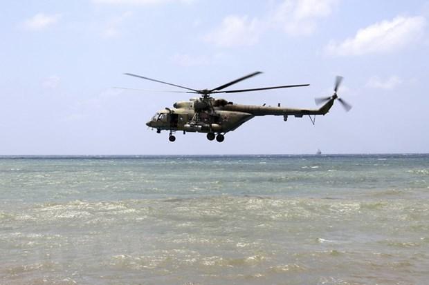 Indonesia tim thay thi the 12 nan nhan trong vu may bay MI-17 mat tich hinh anh 1