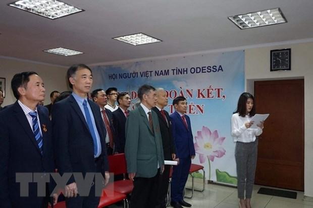 "Nhung ""doa hong do"" trong cong dong nguoi Viet tai Odessa hinh anh 2"