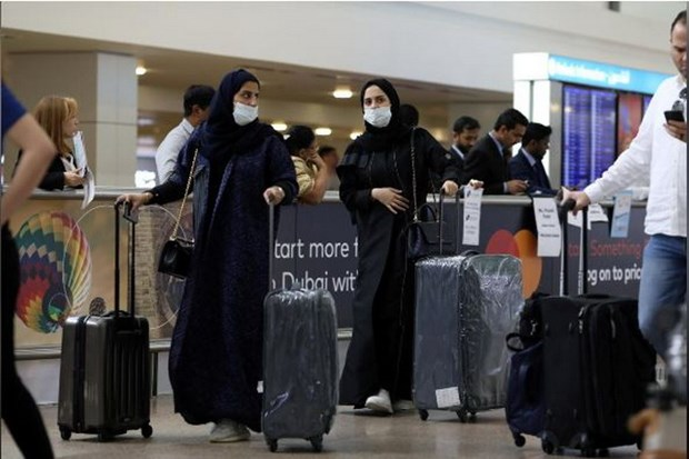 Hang khong Dubai dinh chi cac chuyen bay toi Iran, ngoai tru Tehran hinh anh 1