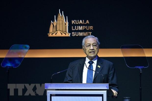 Thu tuong tam quyen Malaysia Mahathir Mohamad xin loi nguoi dan hinh anh 1